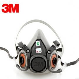 闵行区3M防护面罩代理商|闵行区3M6200防毒防尘经销商