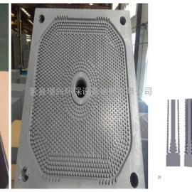 出售压滤机滤板/板框压滤机滤板/固液分离高效过滤滤板/隔膜滤板
