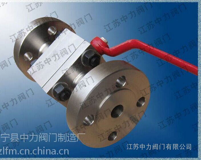 Q41N法兰式天然气高压球阀