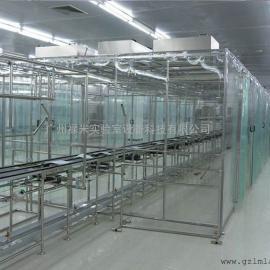 千级洁净棚,无尘棚,可订制,免费上门安装保修一年 禄米