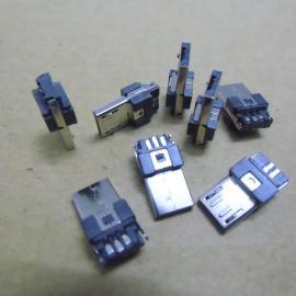 MICRO 5P AB 型(前五后三,短路型)焊线公头