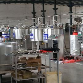酸奶生产线 全自动酸奶生产线 酸奶生产加工线