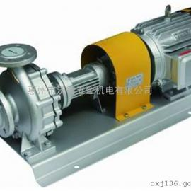 350度高温导热油泵WRY50-32-200A联轴式油泵