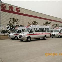 NJ5055XJHJD依维柯矿山救护车
