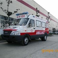 依维柯NJ5045XJHD2D重症监护型救护车