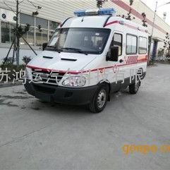 依维柯NJ5045XJHCD救护车
