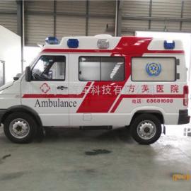 依维柯救护车NJ5045XJHQA