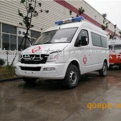 大通SH5040XJHA2D5监护型救护车