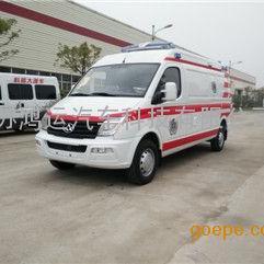 大通SH5041XJHA2D5救护车