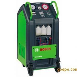 德国博世汽车空调制冷剂回收净化加注机 ACS650