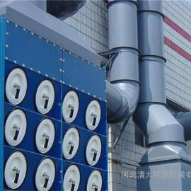 滤筒除尘器厂家生产各种型号滤筒除尘器防爆滤筒