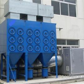 清大环保批量生产滤筒除尘器 斜插式直插式滤筒除尘器碳钢材质