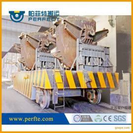 重载平板车搬运钢结构无轨平车重型铸件搬运车