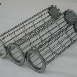 除尘器骨架有机硅骨架袋笼除尘器喷塑骨架