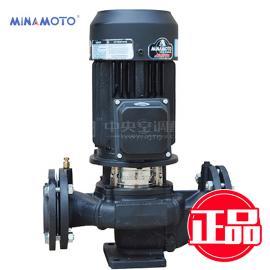 源立牌立式离心泵立式管道泵热水管道泵清水循环泵冷冻水泵增压泵