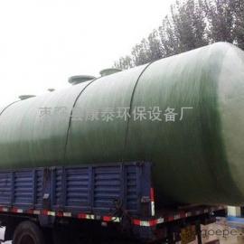 稀硫酸循环槽 玻璃钢储罐