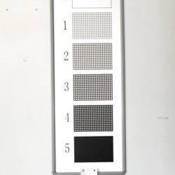 吉林林格曼黑度图法 林格曼烟气黑度图价格