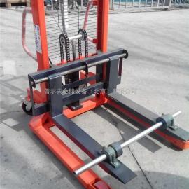 定制线缆绕线专用工具车 电缆 汽车线束行业专用 手动堆高车