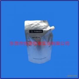 吸嘴袋厂家 碳粉吸嘴自立袋定制 铝箔袋
