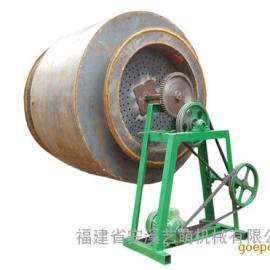 柴火式茶叶杀青机 滚筒式炒茶机 茶叶加工机器厂家批发价格