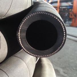 天津供应高质量出口喷砂胶管,进口橡胶喷砂管,启源塑胶平