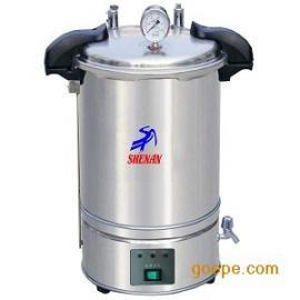 库存现货上海申安DSX-280A手提式压力蒸汽灭菌器