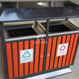 宁波众达户外钢结构垃圾桶冲孔垃圾桶质量保证厂家直销提供安装