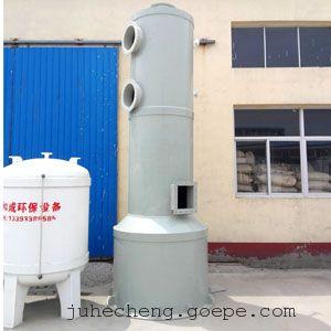 河北 聚和成净化塔 XS-II洗涤塔 热镀锌厂废气吸收塔