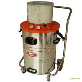 气动工业用吸尘器 防爆车间用气动吸尘器南京化工厂气源吸尘器
