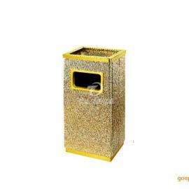 宁波宾馆立式方形不锈钢烟灰缸垃圾桶宁波众达厂家批发欢迎选购