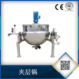 高压蒸煮锅 牛肉煮锅 夹层锅蒸煮设备