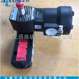 ASCO先导式浇封隔爆低功耗电磁阀