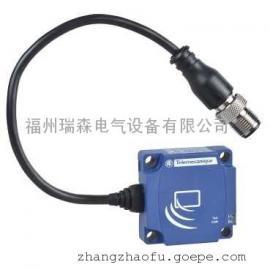 施耐德射频识别传感器XGCS4901201超低压防护