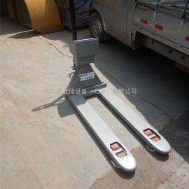 供应2.5吨电子称搬运车 液压搬运车 叉车 电子秤地牛北京