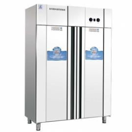 美厨消毒柜MC-2 高温热风循环 不锈钢 商用双门消毒柜