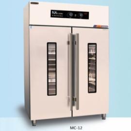 美厨消毒柜MC-12 双门高温热风消毒 光波热风 商用