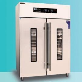 美厨MC-10双门消毒柜 光波热风消毒 高温消毒柜 商用