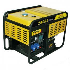 300A柴油发电焊机,双缸发电焊机