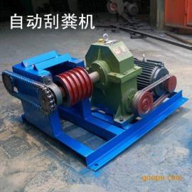 健飞机械刮板式自动清粪机(大变速箱)