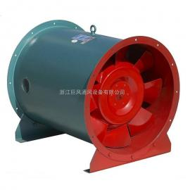 供应GXF-3斜流增压圆形管道风机,斜流式管道排烟风机