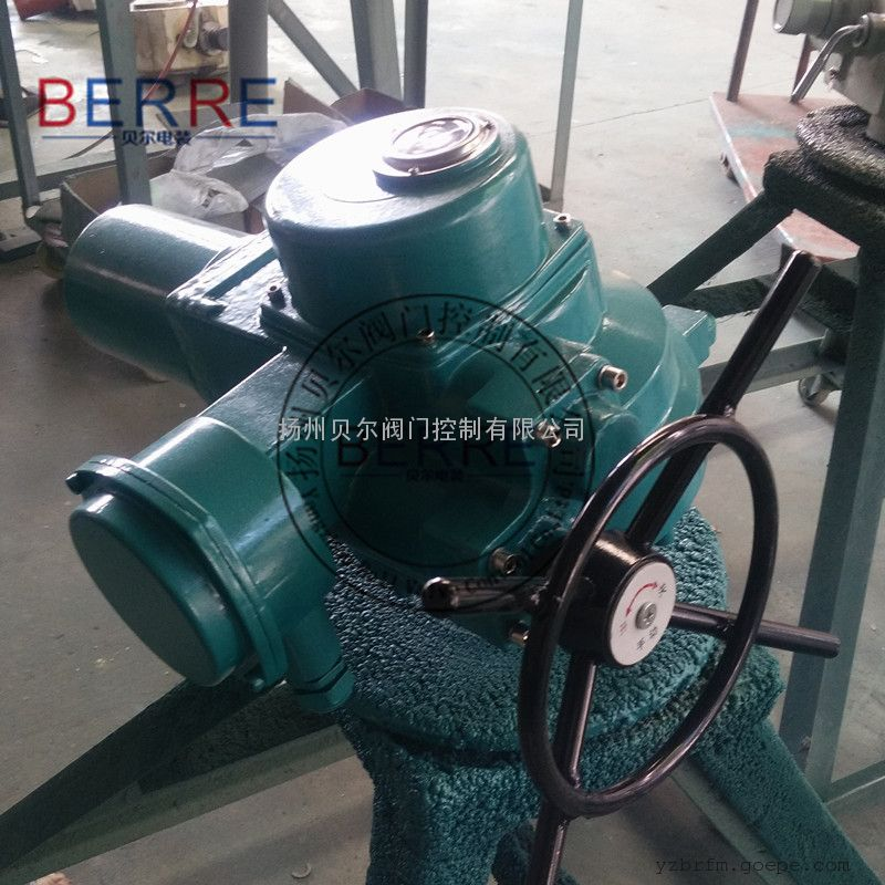 QW120-1W开关型阀门电动装置