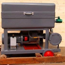 液压油忧愁式滤油机 板框压滤机 BK白口铁板框滤油机