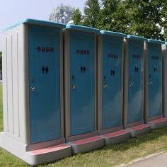 杭州移动厕所租赁价格怎么算?活动卫生间出租