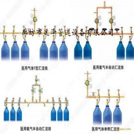 气体汇流排_氧气汇流排_自动切换汇流排_汇流排生产厂家