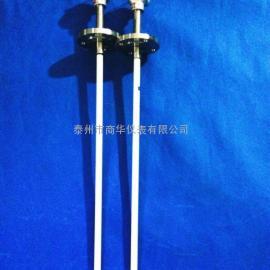 S型铂铑防腐耐温刚玉管热电偶