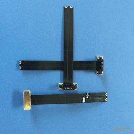 安卓micro无线充电【全塑公头+5V电流+带软排线】