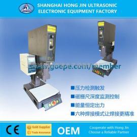 HJ-GM智能超�波焊接�C|大功率超�波焊接�C