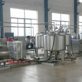酸奶生产线|巴氏奶酸奶生产线