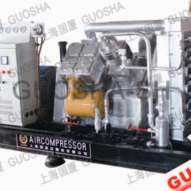 1立方450公斤空压机-450公斤空气压缩机45兆帕压缩机