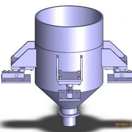 反应釜称重模块 防爆料罐秤 反应釜电子秤